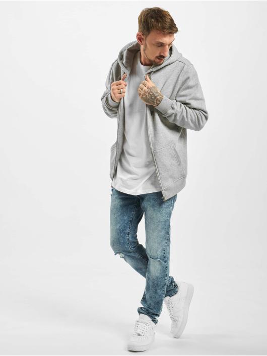 2Y Slim Fit Jeans Kjell blå