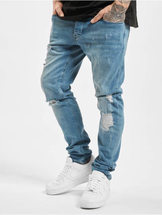 2Y Slim Fit Jeans Maxim blå
