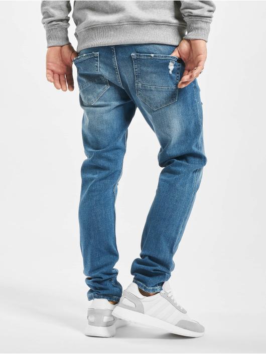 2Y Slim Fit Jeans Hannes blå