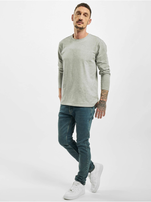 2Y Slim Fit Jeans Neven blå