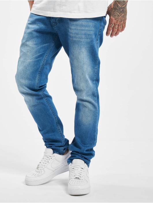 2Y Slim Fit Jeans Silvio blå