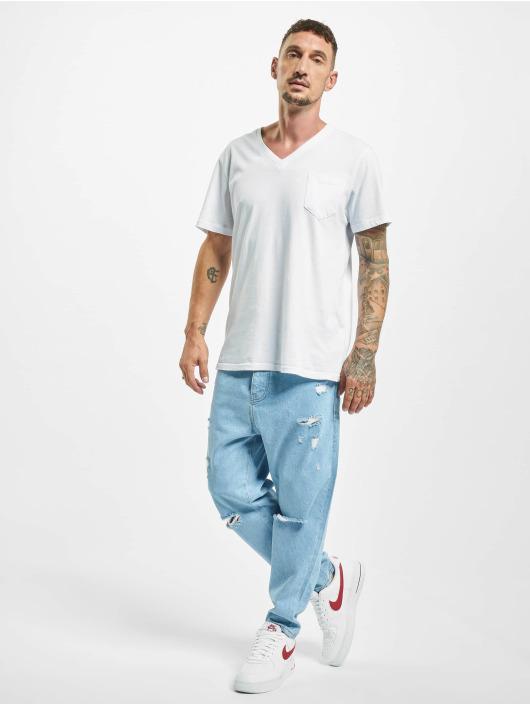 2Y Slim Fit Jeans Haluk blå