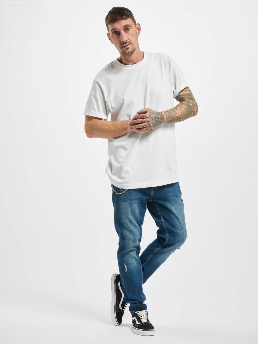 2Y Slim Fit Jeans Cody blå