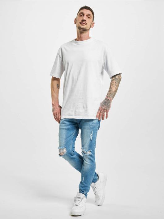 2Y Slim Fit Jeans Melo blå