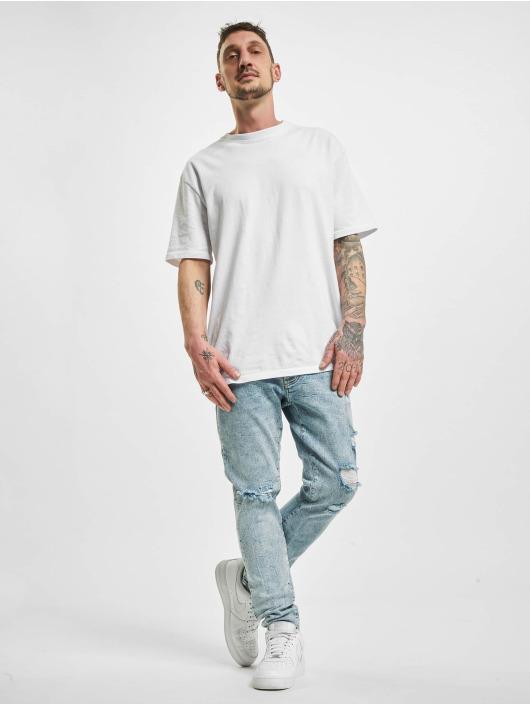 2Y Slim Fit Jeans Kiyan blå