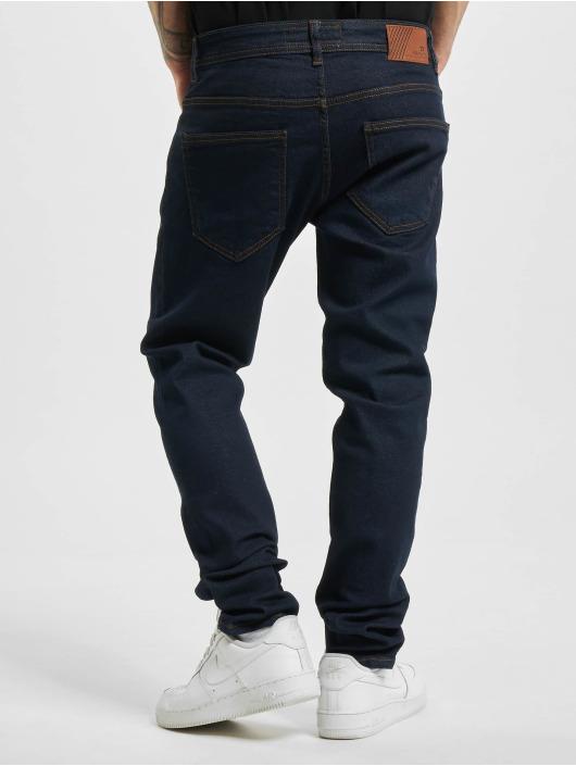 2Y Slim Fit Jeans Dogan blå