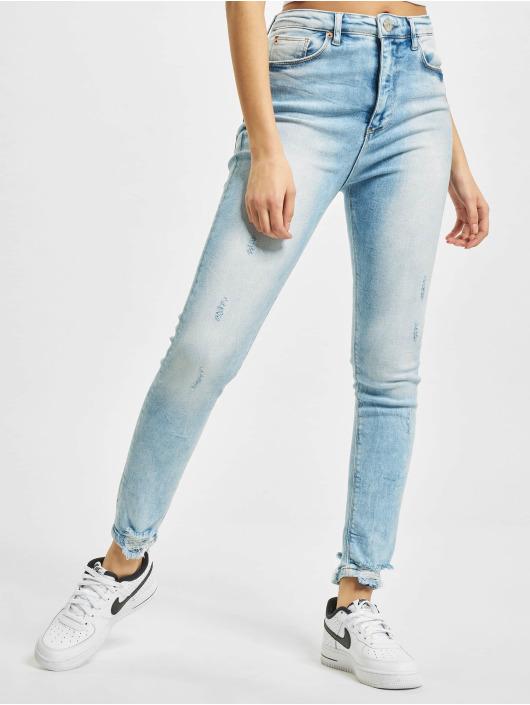 2Y Slim Fit Jeans Stella blå