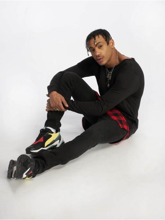 2Y Slim Fit Jeans Taron black