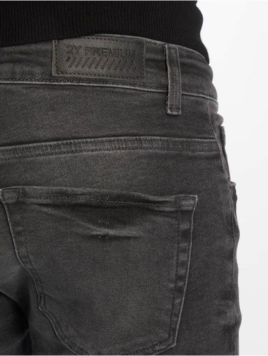2Y Slim Fit Jeans Warren black