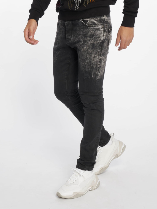 2Y Slim Fit Jeans Wyatt black