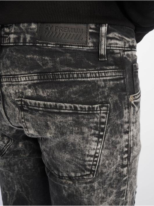 2Y Slim Fit Jeans Wyatt black