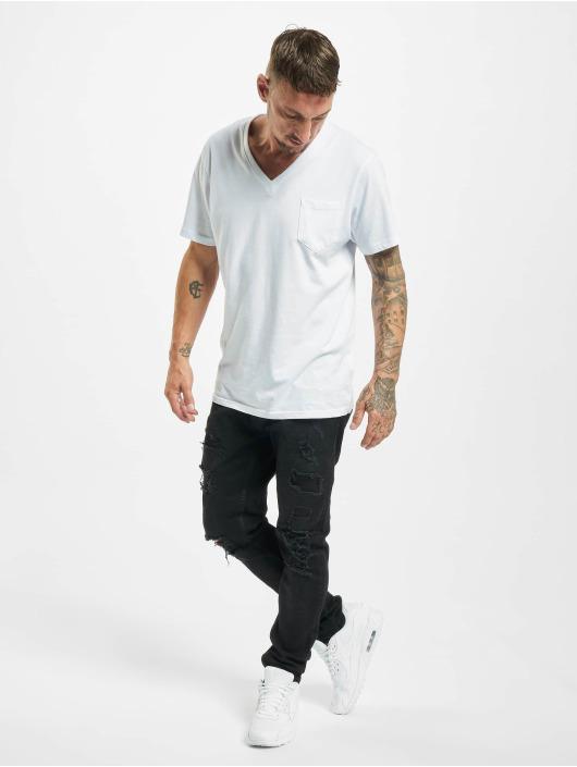 2Y Slim Fit Jeans Alkan black