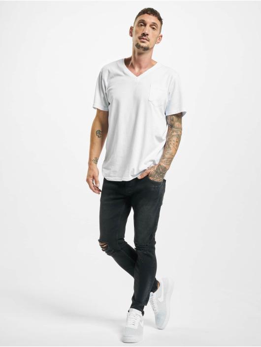 2Y Slim Fit Jeans Inan black
