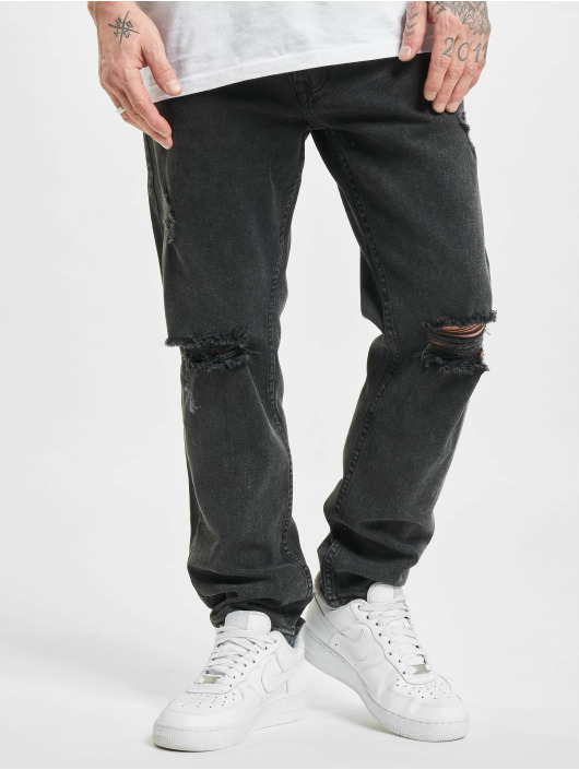 2Y Slim Fit Jeans Plano black