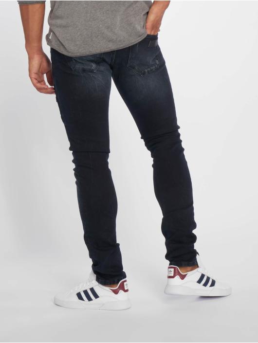 2Y Slim Fit Jeans 075741 blau