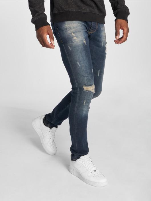 2Y Slim Fit Jeans Premium blau