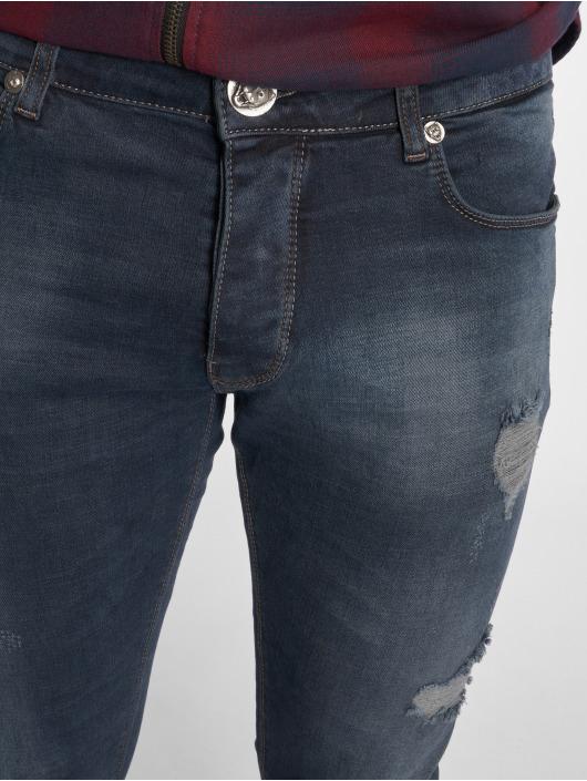 2Y Slim Fit Jeans Slim Fit blau