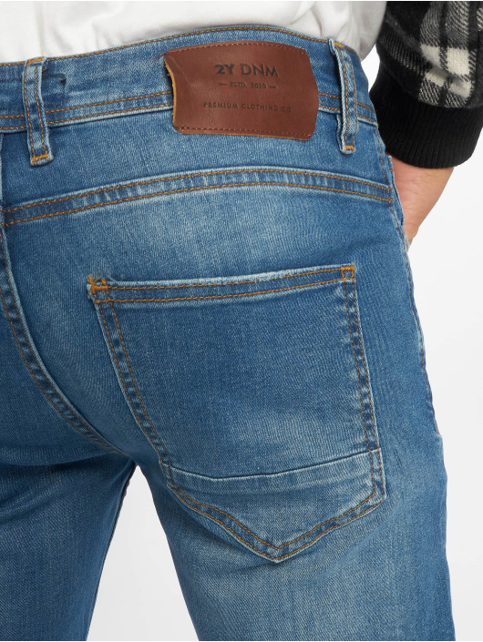 2Y Slim Fit Jeans Henry blau