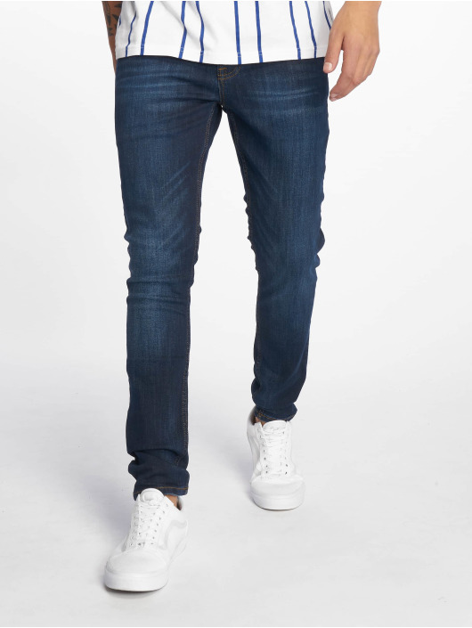 2Y Slim Fit Jeans Spencer blau
