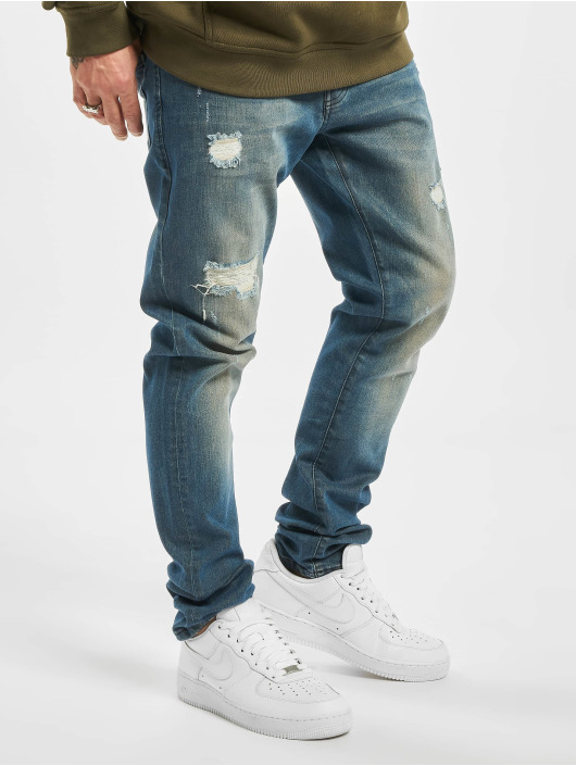 2Y Slim Fit Jeans Time blau