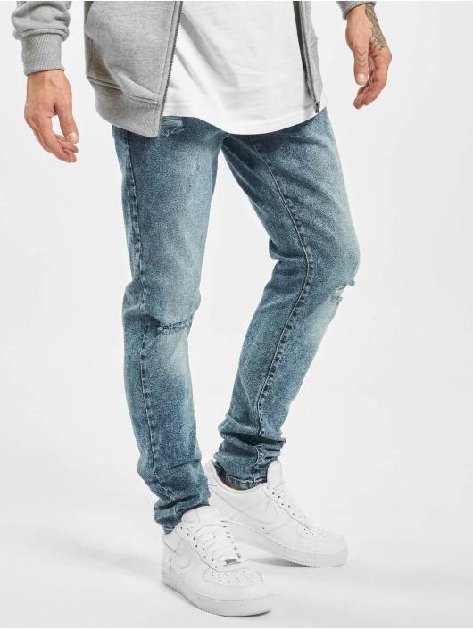 2Y Slim Fit Jeans Kjell blau
