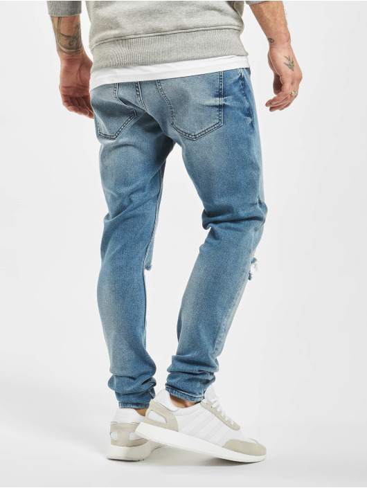 2Y Slim Fit Jeans Louis blau