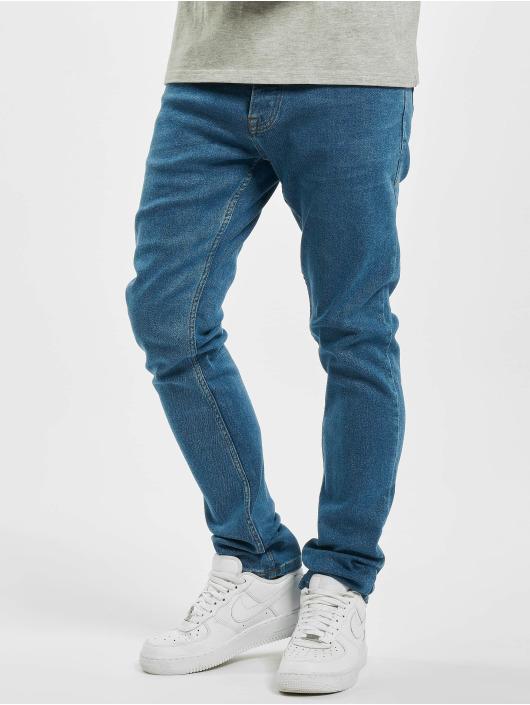 2Y Slim Fit Jeans Malik blau