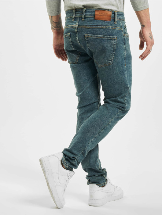 2Y Slim Fit Jeans Neven blau