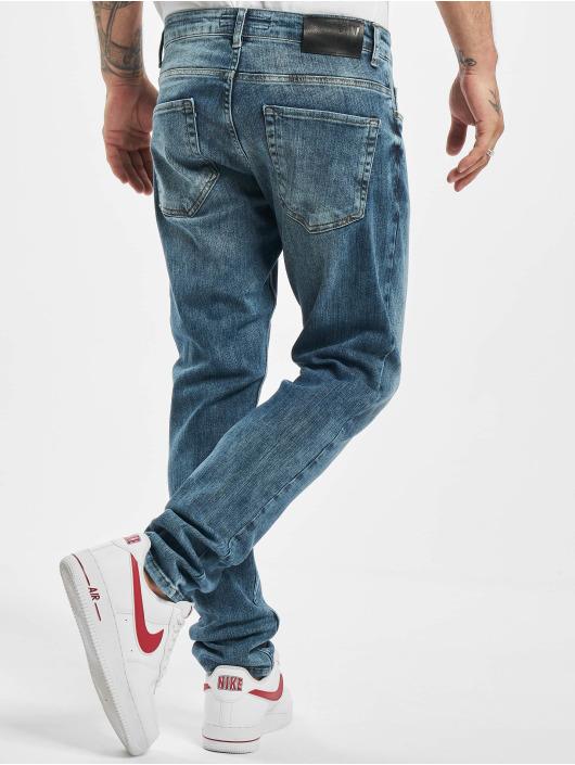 2Y Slim Fit Jeans Mariano blau