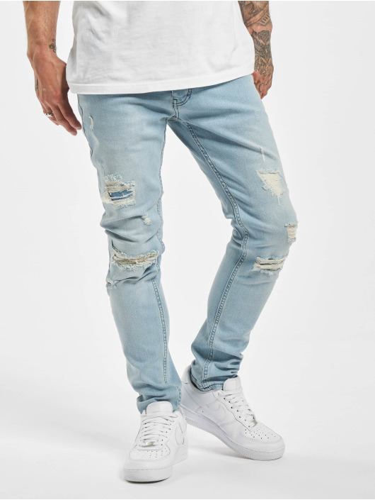 2Y Slim Fit Jeans Raul blau