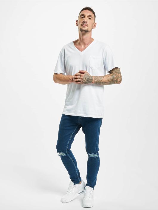 2Y Slim Fit Jeans Adan blau