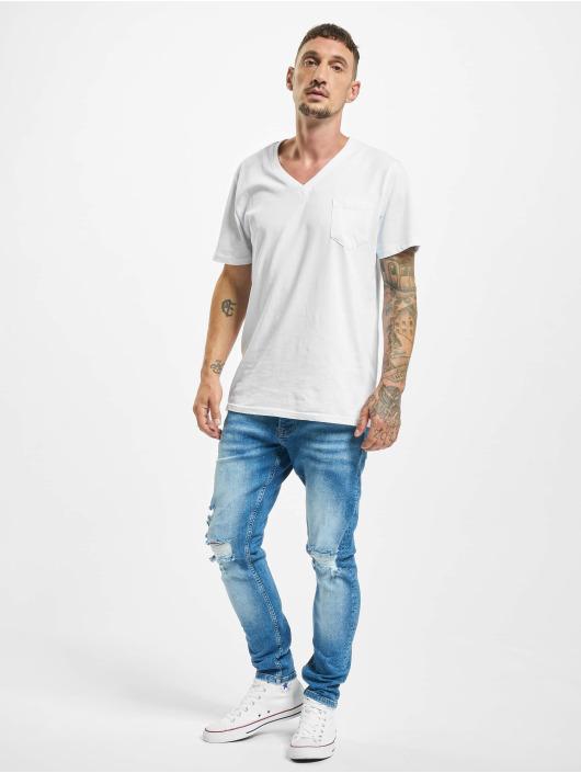 2Y Slim Fit Jeans Dincer blau