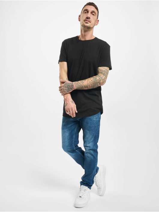 2Y Slim Fit Jeans Tom blau
