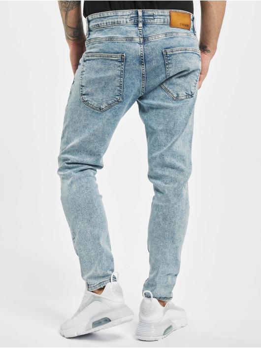 2Y Slim Fit Jeans Roland blau