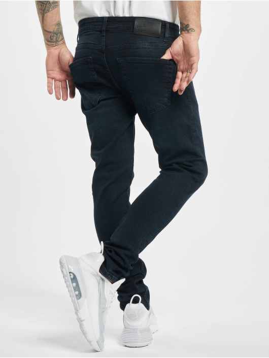 2Y Slim Fit Jeans Bruno blau