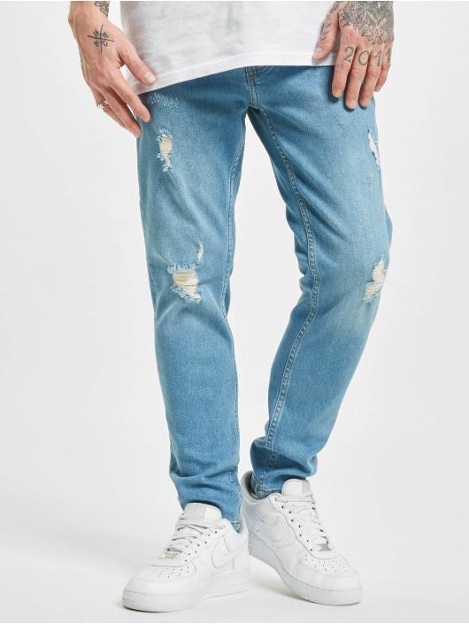 2Y Slim Fit Jeans Mesa blau