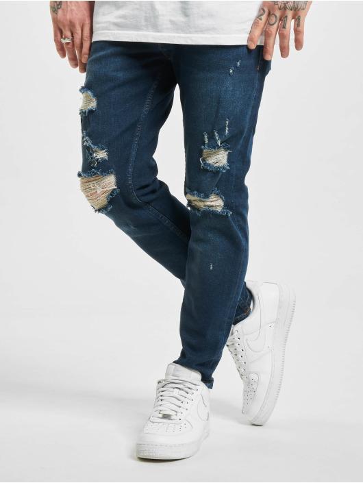 2Y Slim Fit Jeans Mela blau