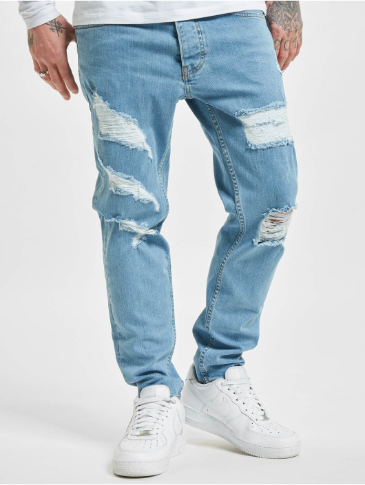 2Y Slim Fit Jeans Colin blau
