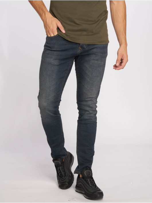 2Y Slim Fit Jeans Orbito blauw
