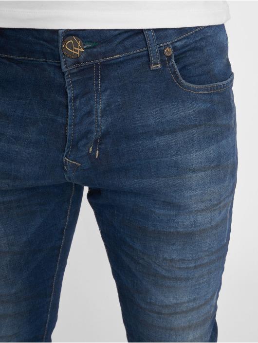 2Y Slim Fit Jeans Duarte blauw