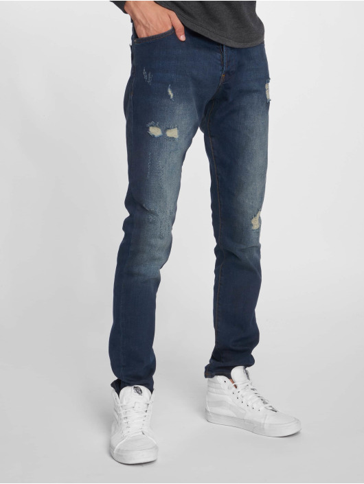 2Y Slim Fit Jeans Len blauw