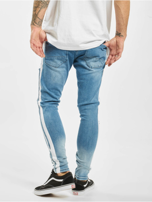 2Y Slim Fit Jeans Moritz blauw