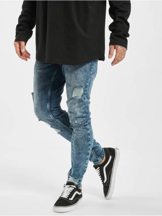 2Y Slim Fit Jeans Max blauw