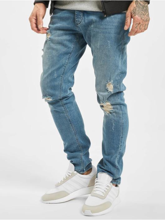 2Y Slim Fit Jeans Phil blauw