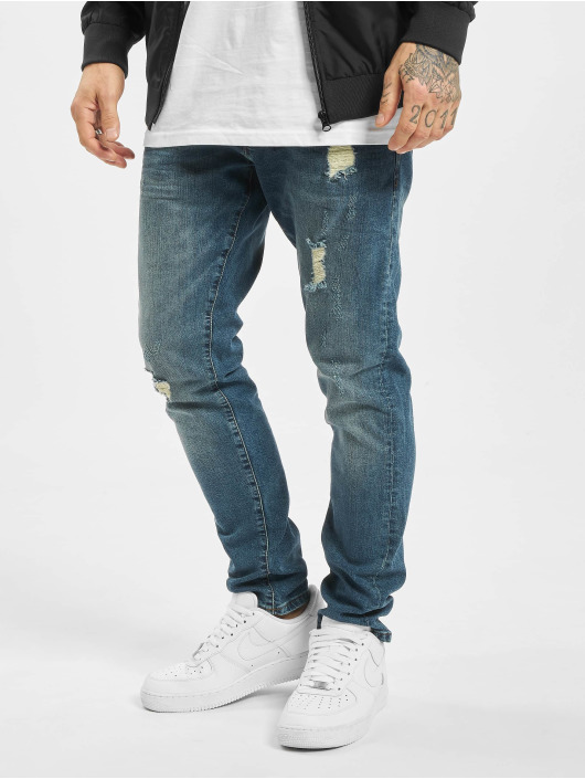 2Y Slim Fit Jeans Eymen blauw