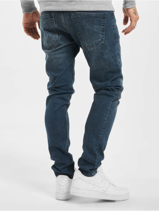 2Y Slim Fit Jeans Chris blauw
