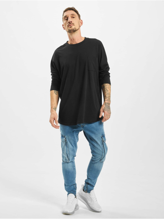 2Y Slim Fit Jeans Yasin blauw