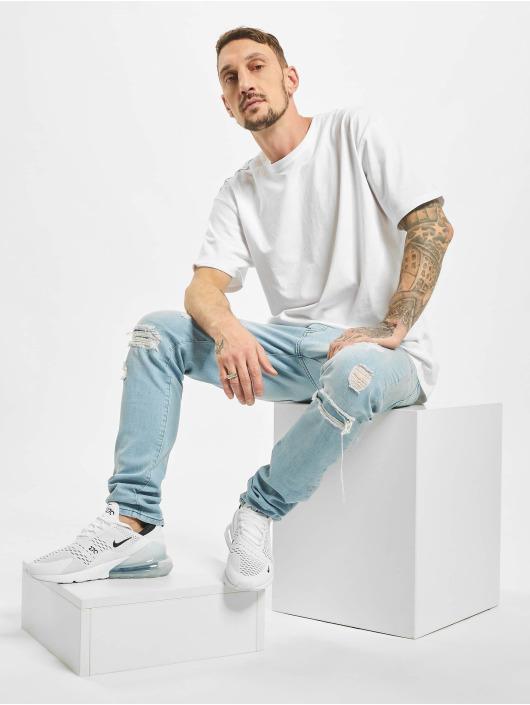 2Y Slim Fit Jeans Theo blauw