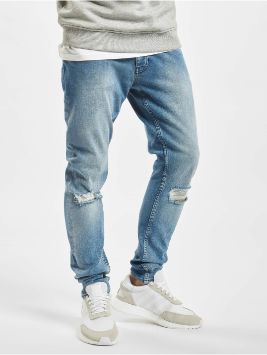 2Y Slim Fit Jeans Louis blauw