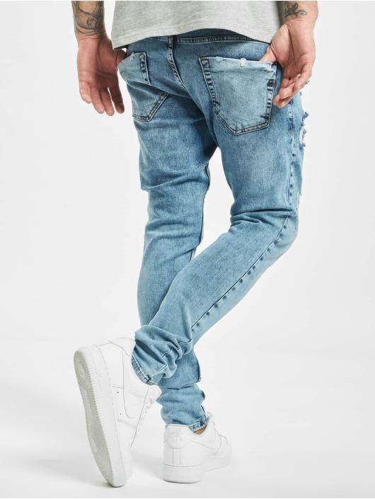 2Y Slim Fit Jeans Umay blauw